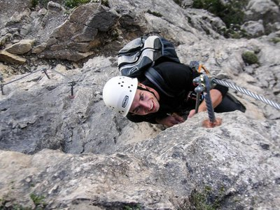 Klettersteig Salewa : Klettersteig ausrüstung gefahren kinder und anforderungen