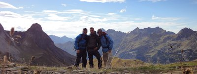 Bike & Hike - Bergtour Hohes Licht (2651m)