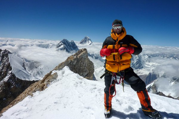 Expedition Gasherbrum II (8035m)
